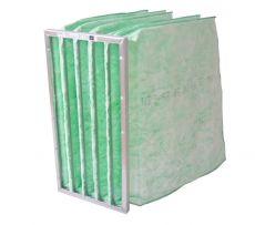 Bag filter F7 287x592-640-5