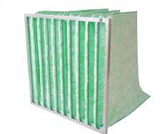 Bag filter F7 592x592-640-10